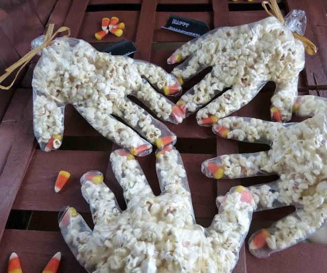 Manos de Zombie