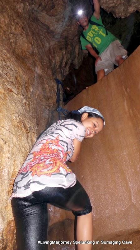 Spelunking in Sumaguing Cave, Sagada