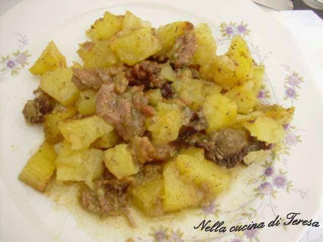 Nella cucina di teresa spezzatino con patate al curry - Nella cucina di teresa ...