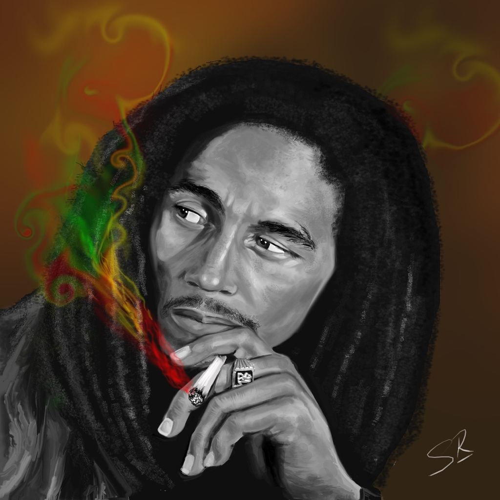 Bob Marley Wallpaper S...