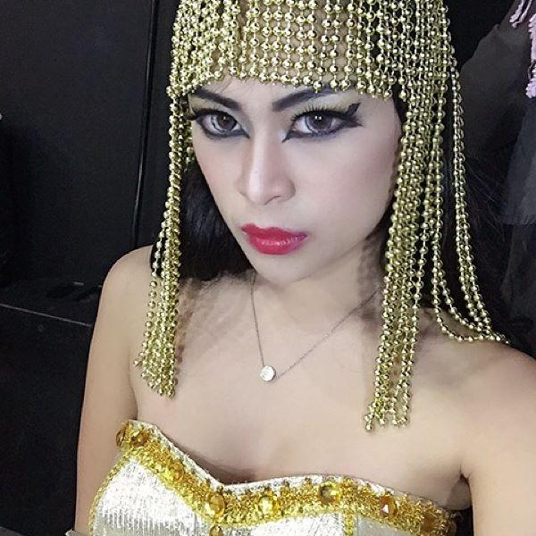 Galeri Halloween Echa Frauen Seksi