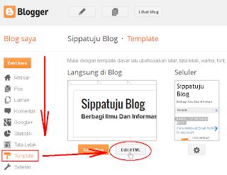 Gambar Cara Verifikasi Blog ke Bing Webmaster