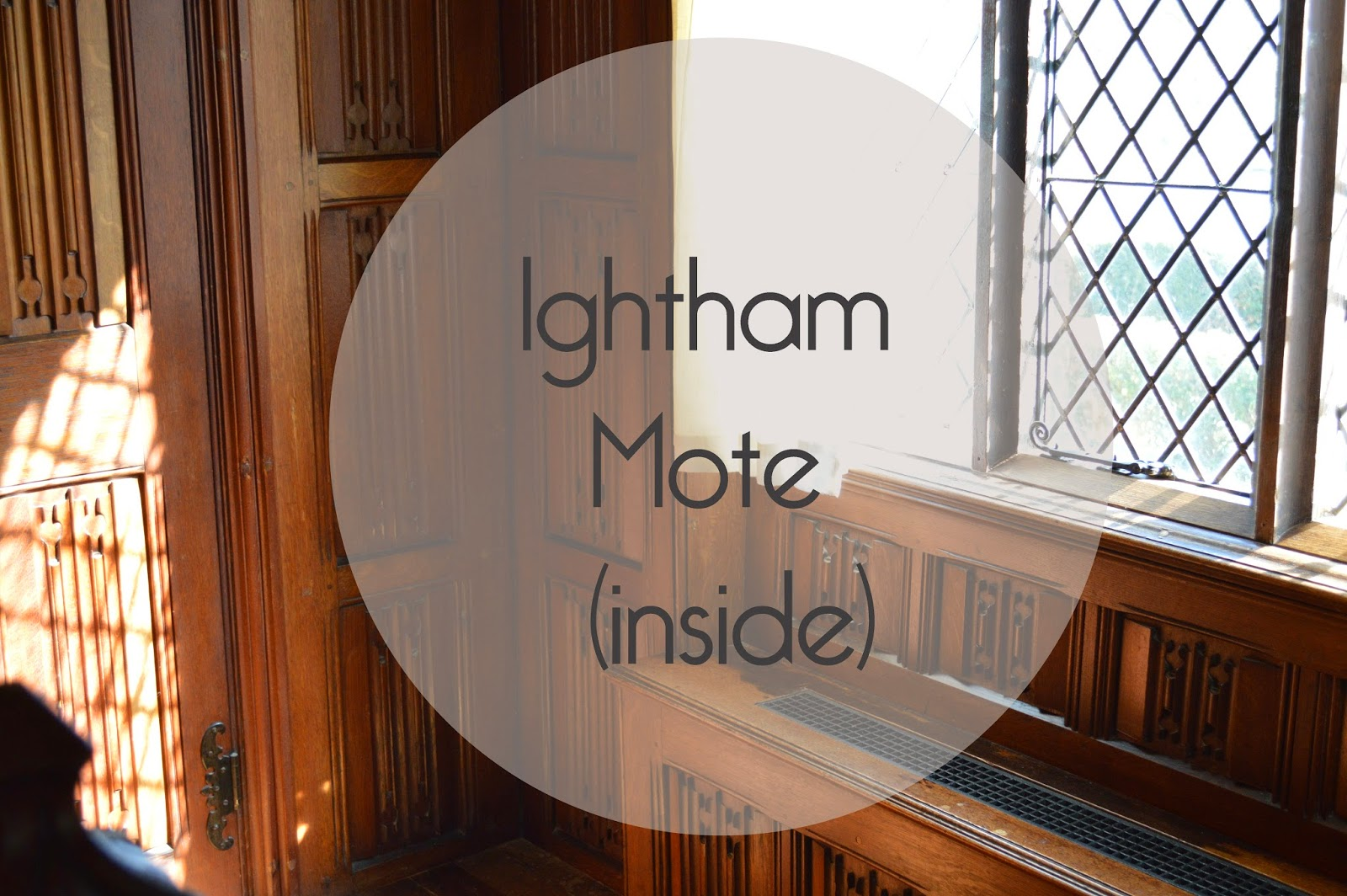 Ightham Mote, visit, England, History, Historical, interior, day trip, National trust, photo, photography,