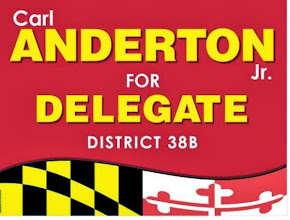 Carl Anderton Jr. For Delegate
