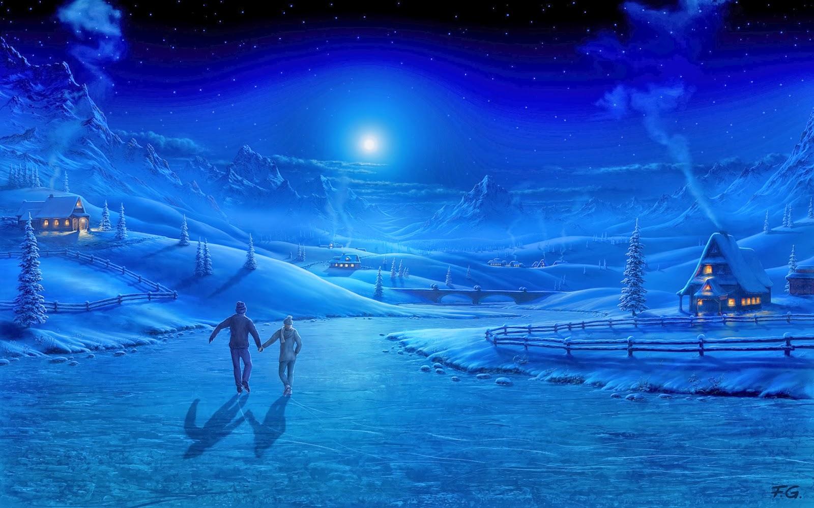 Lovers-walk-at-moon-light-Blue-image-HD.jpg