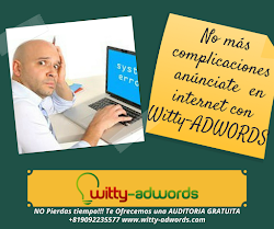 Anuncia en Internet ADWORDS