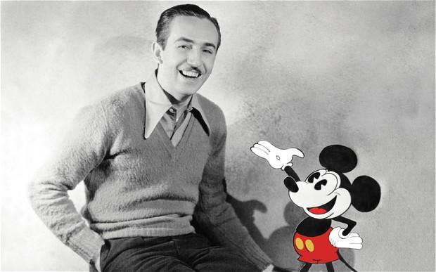 Curiosidad sobre Walt Disney