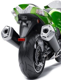 All About Ducati  Kawasaki Ninja ZX 14R Special Edition  2012
