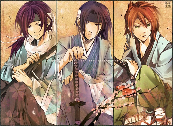 Hakuouki: Warriors Of The Shinsengumi