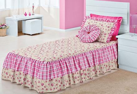 Denise urban quarto de patty 2 enfeites para cama for Ikea colchas cama