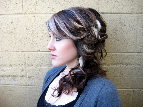 Crazy hair styles curly updo hairstyles curly updo hairstyles pmusecretfo Choice Image