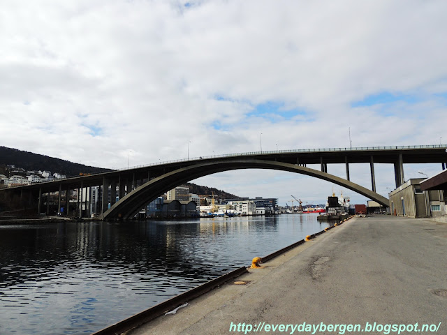 Puddefjord bridge Bergen