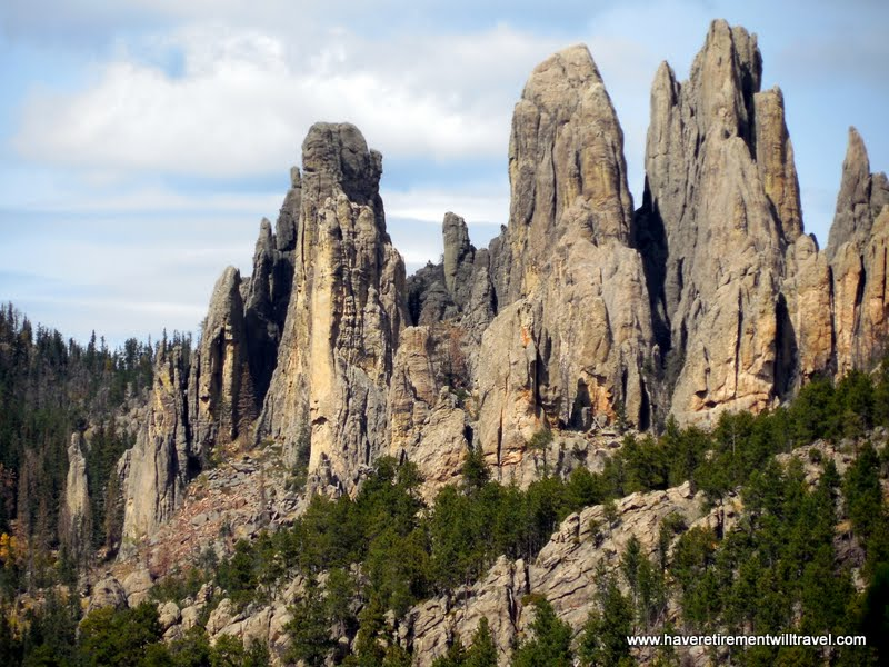 have retirement  will travel   custer state park  needles
