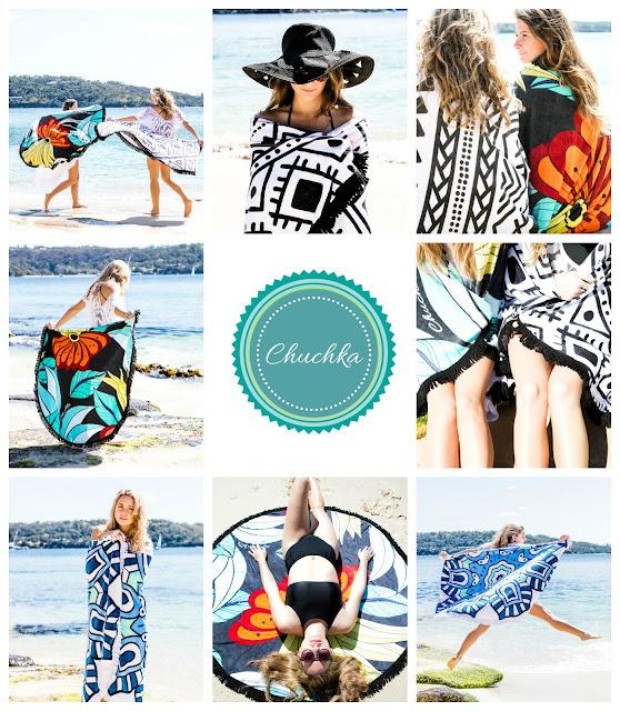 Beach Towel Hashtags: One Honey Boutique