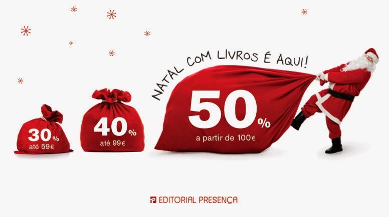 http://www.presenca.pt/natal2014/?goalto=58302088:18&utm_source=email&utm_medium=email&utm_campaign=Natal+com+50%25+em+TODOS+os+LIVROS+%7C+Quantos+mais+livros%2C+mais+desconto%21_58302088_18&newsletter=Natal%20com%2050%%20em%20TODOS%20os%20LIVROS%20|%20Quantos%20mais%20livros,%20mais%20desconto!