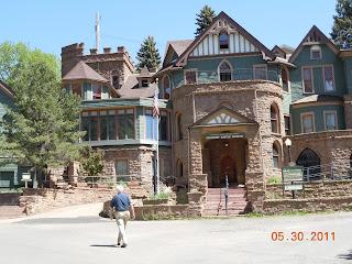 miramont castle in manitou springs colorado