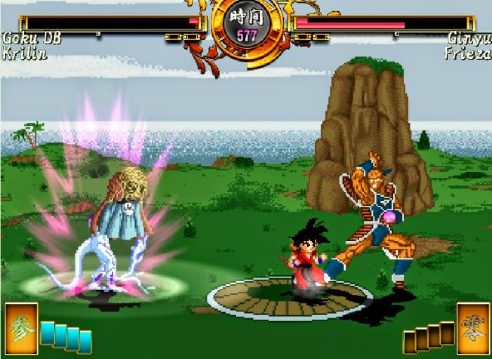 Dragon Ball Z Sagas Game Free Download For Pc ~