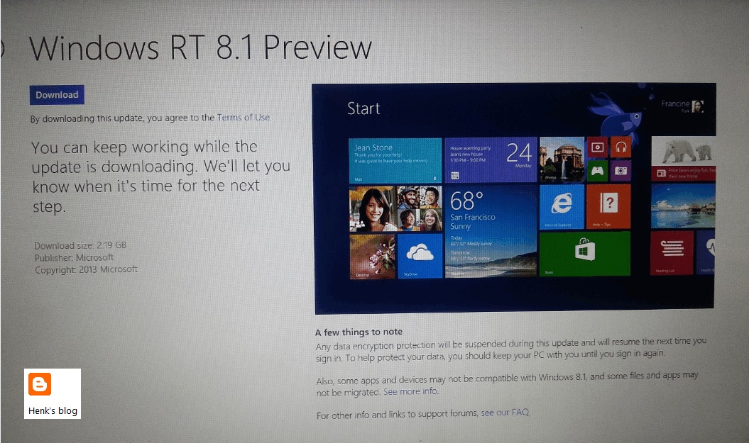 how to download chrome on windows 8 rt