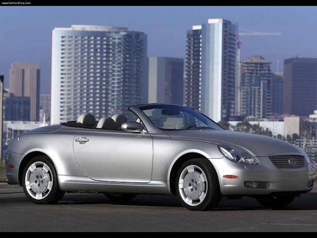 Lexus SC430 (2002)