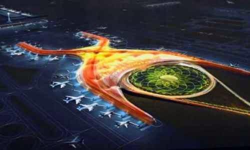 Como funciona el aeropuerto más sustentable del mundo