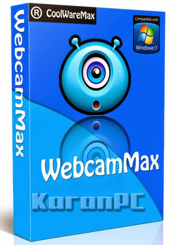 WebcamMax 7.9.4.2 + Crack
