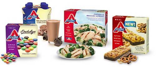 Phương pháp giảm cân Atkins