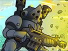 Savaş Bekçisi Robot Dünyası Oyunu Oyna