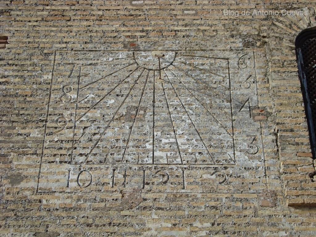 Reloj de sol de San Miguel