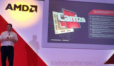 Carrizo Prosesor Hemat Daya Buatan AMD