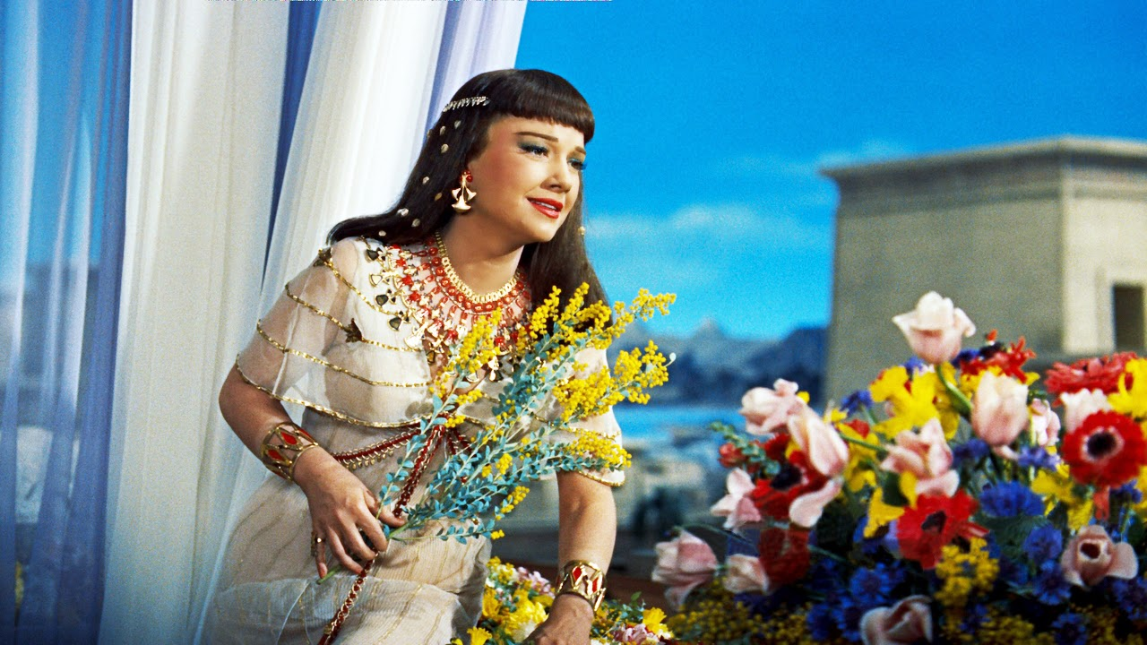 anne baxter ten commandments