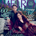 Sam Milby and Bea Soriano covers Metro Magazine's December 2012 issue
