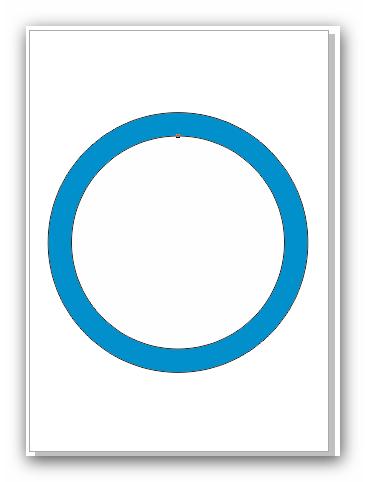 coratcoret corel membuat logo umrah