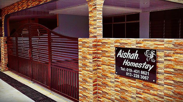 Aishah Homestay