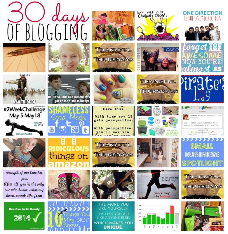 30 Days of Blogging Wrap Up   Pirate Prerogative