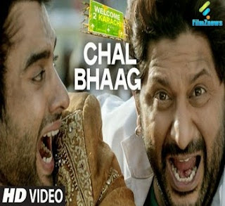 Chal Bhaag – Welcome 2 Karachi Movie Song