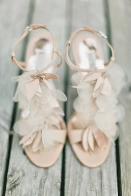 Bridal Shoes - Wedding Requirements collection 2013