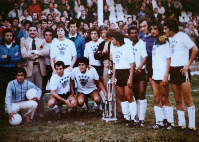 Recordando la victoria contra Peñarol de Uruguay