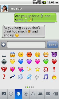 Funny Emoji Screenshots