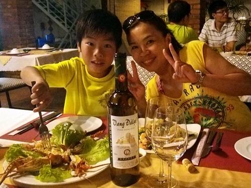 NHA TRANG ラン ビエン レストラン(Lang Bien Restaurant)
