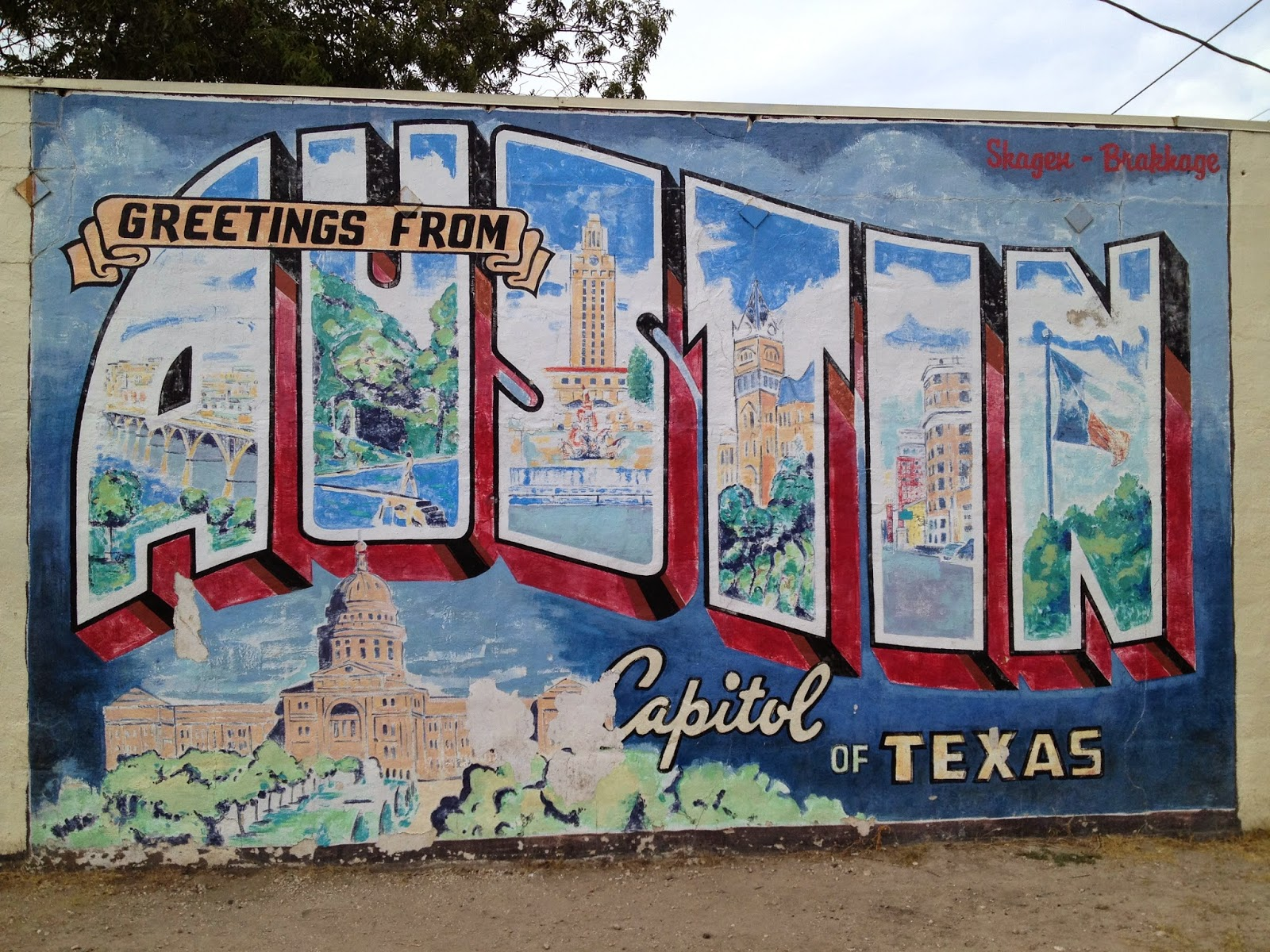 Austin top 50 fun in the sun 50 things to do in austin for Austin mural wall