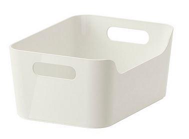 Variera contenedores para cajón plástico