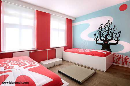 Interior Design Bedroom Middle Class Family Bedroom