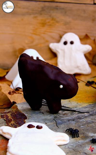 Postre para Halloween