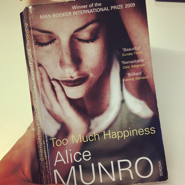 Too Much Happiness av Alice Munro