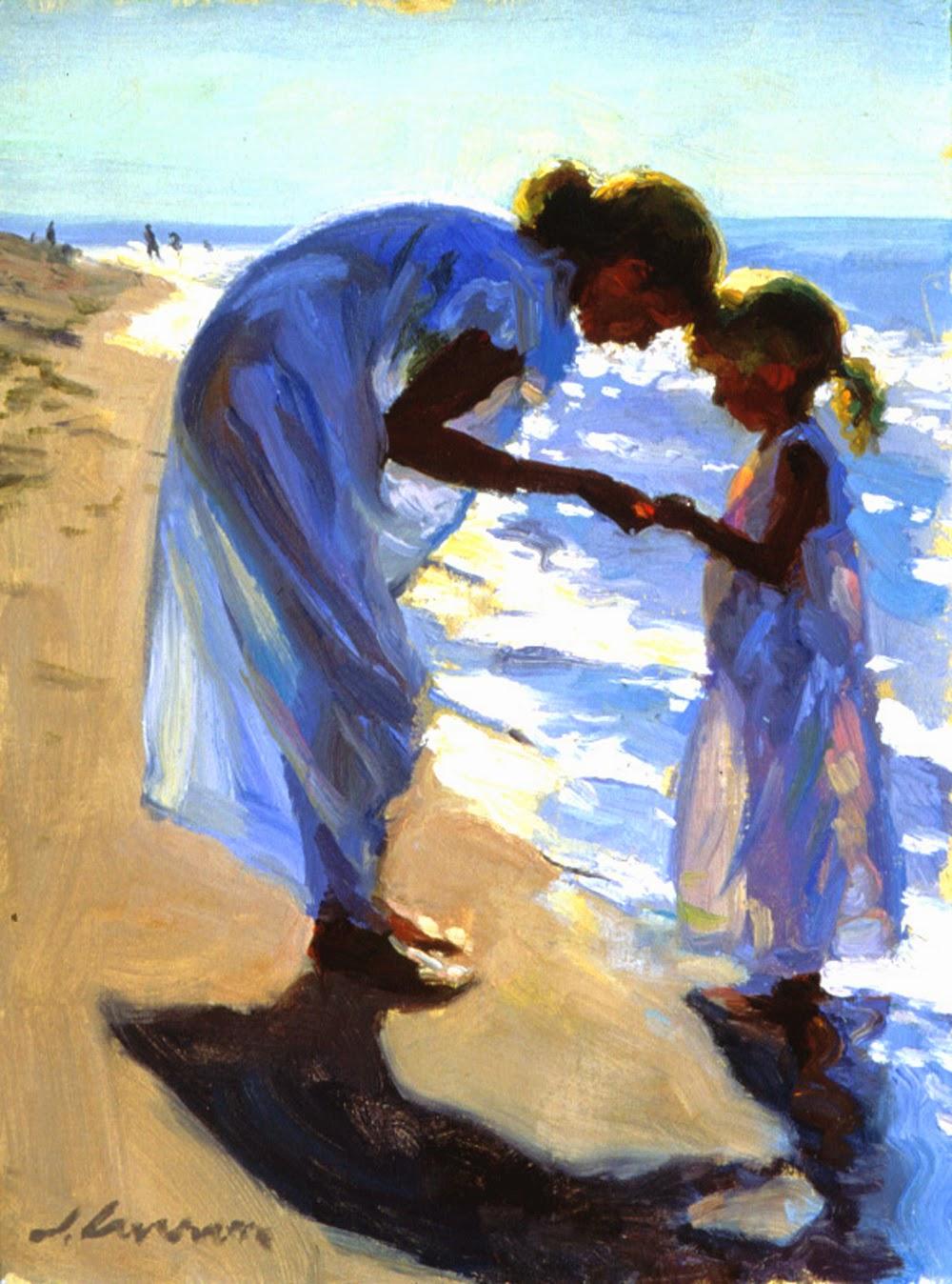 Jeffrey T. Larson, 1962 ~ Figurative painter   Tutt'Art ...
