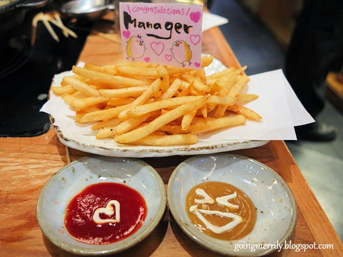 Japanses Fries