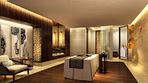 Luxury Spa Treatment Room Interior Design