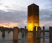 unesco heritage site Rabat Morocco
