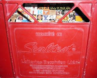 sealtest milk crate