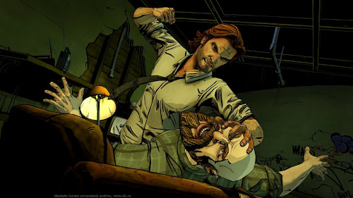 Screen Shot Of The Wolf Among Us Episode 1 (2013) Full PC Game Free Download At Downloadingzoo.Com